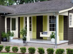 Cheerful New Colors - Before-and-After Cottage Makeover on HGTV