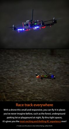 Race Everywhere with Storm Racing Drone. http://www.helipal.com/storm-racing-drone-rtf-type-a.html #QAV250