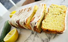 Miss homemade zucchini bread? This wonderful keto lemon zucchini bread is so delicious you'd think it was high-carb. Prepare for the raves! Lemon Zucchini Loaf, Lemon Bread, Zucchini Bread Recipes, Lemon Loaf, Zucchini Cake, Vegan Keto, Dieta Vegan, Vegetarian Keto, Low Carb Desserts