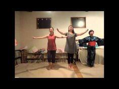 御牧原音頭の踊り方 - YouTube