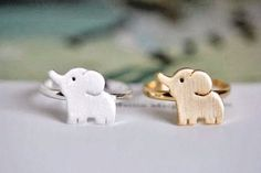 Silver, Gold Or Rose Plated Disney Baby Elephant Dumbo Ring In Gift Bag/Box! #ebay #Fashion