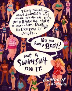 I love this book! Dumplin' by Julie Murphy