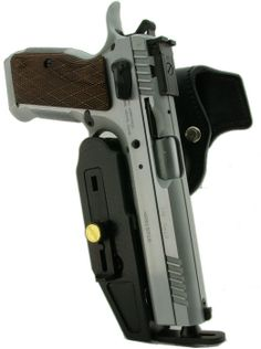 Tanfoglio Speed Machine Holster Loading that magazine is a pain! Get your Magazine speedloader today! http://www.amazon.com/shops/raeind