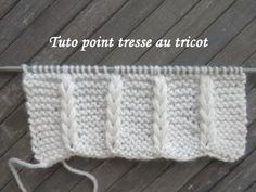 Easy crochet knit tut is made on a number of knits divisible by 7 + 6 by tallewaa Poncho Knitting Patterns, Knitting Socks, Knitting Designs, Knitting Stitches, Easy Crochet, Crochet Hats, Knit Dishcloth, Knitting For Beginners, Chrochet