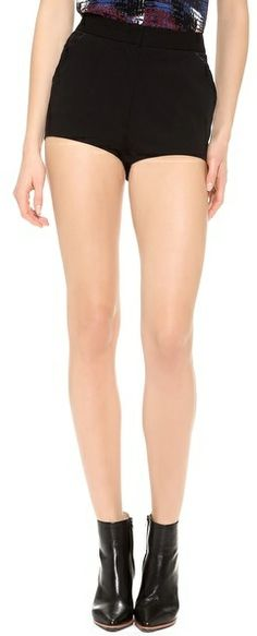 Jenni Kayne High Waisted Shorts on shopstyle.com