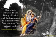 Radhakrishna`s love cannot be understood by people as they are in contol of lust, and people compare their love with the same parameters. Radha Krishna Love Quotes, Radha Krishna Images, Lord Krishna Images, Radha Krishna Photo, Krishna Art, Radhe Krishna Wallpapers, Lord Krishna Wallpapers, Krishna Lila, Jai Shree Krishna