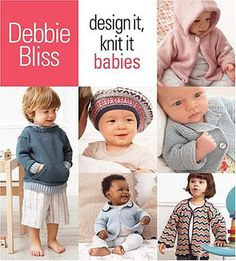 Ravelry: DESIGN IT, KNIT IT BABIES - patterns