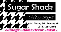 Look for a way to make a change in your life? Check out Sugar Shack's unique vintage home decor!