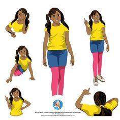 MIDDLE SCHOOL KIDS - GRADE 5 - AFRICAN AMERICAN KIDS