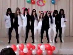 ▶ Ilusão de ótica - Optical illusion dance - YouTube