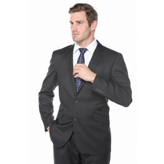 fb3fca943 Overstock.com: Online Shopping - Bedding, Furniture, Electronics, Jewelry,  Clothing & more. Slim Fit SuitsWool ...