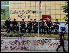 Twitter / farukdemircii: @tribunvedat  abi burasi #eskisehir . bizde durum bu şekıl.