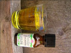 DIY Chest Rub---Bye, bye Vicks!