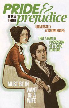 pride and prejudice book cover - Google Search