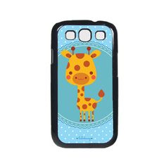 Samsung Galaxy S3 Phone Case - Happy Giraffe Case for Samsung Galaxy S3