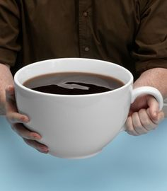 This is my kinda of coffee cup!