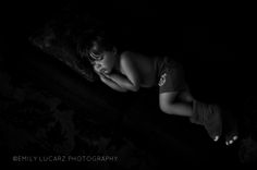 Finding the light for dramatic imagery