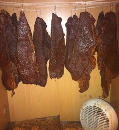 How to Make South African Biltong by Frans Muller