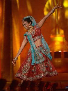 Let Miss America 2014 Inspire Your Next Workout : Her dance performance reminded us of how we can incorporate Bollywood into our own workouts. #SelfMagazine