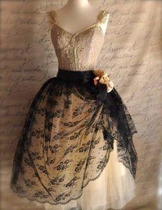 Винтажные платья 1950-х годов. фото #2
