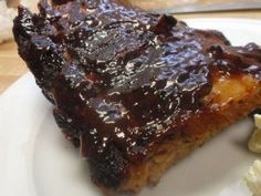 Chicago-Style Barbecue Ribs | AllFreeCopycatRecipes.com