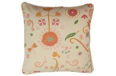 Spring Posie Cushion Covers x 2