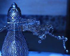 Arabian Oud Bottel Under Shower #photography #profile #portfolio #photos #pics