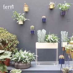ferm LIVING Green LIVING displayed in our Pop-up shop in Copenhagen in May 2016