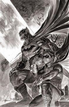 Batman and Robin by Ardian Syaf