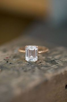 How to Customize Your Engagement Ring | Who What Wear