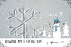 En invierno traza un plan...y RESPLANDECERÁS!http://elsalon-rosa.blogspot.com.es