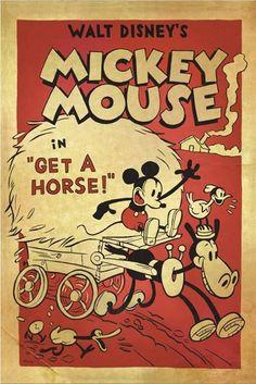 Конь-огонь Get a Horse! 2013