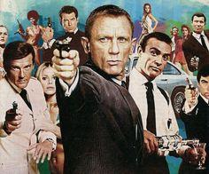 Bonds, James Bonds.