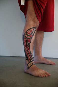 I want to include some haida imagery in my new tattoo since I am going to get it in the pacific northwest