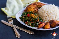 Dobbys Signature: Nigerian food blog | Nigerian food recipes | African food blog: Vegetable stew with smoked fish