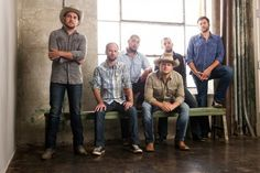 Josh Abbott Band Reveal 2017 Live It While You've Got It Tour
