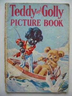 Teddy and Golly Picture Book Illus by A E Kennedy | eBay