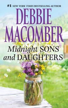 Midnight Sons and Daughters - Kindle edition by Debbie Macomber. Debbie Macomber, Great Books To Read, I Love Books, Good Books, My Books, Midnight Son, Christmas Books, Bestselling Author, Book Recommendations