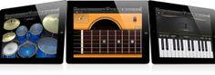 GarageBand iPhone: gratis con iOS 7 - creare basi musicali