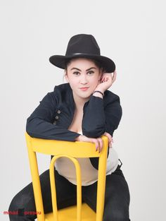Magdalena – ședință foto