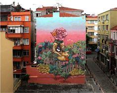 Rustam Qbic (2015) - Ağabey Sk. Caferağa, Kadıköy, Istanbul (Turkey) #RustamQbic