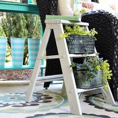 How to make a ladder