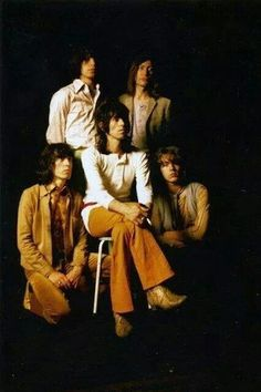 With Mick Taylor