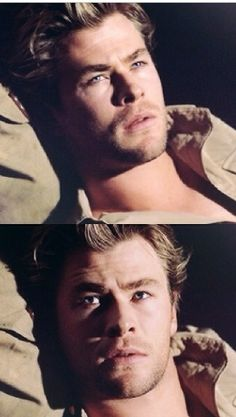 Chris Hemsworth <3<3 you are welcome!