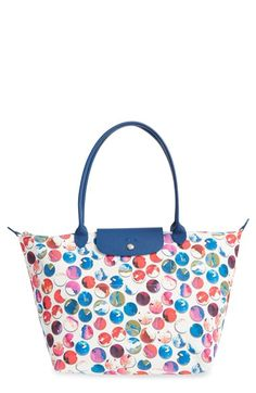 Longchamp \u0026#39;Le Pliage - Neo Fantasie\u0026#39; Tote available at #Nordstrom