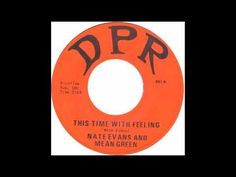 Nate Evans - This time with feeling