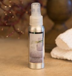 Gift Item | Cotton Comfort Room Spray. Just right for that special HOME! Send one to yourself and one to a friend, today! SOC ID 72492