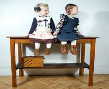 Little Duckling clothing - clothes with a sweet retro vibe