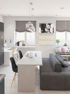 30+ Brilliant Studio Apartment Decorations You Must See