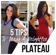 If you've ever traveled down the path of any fitness or weightloss journey, you've probably experienced the dreaded PLATEAU. You're rocking along, dropping pounds, gaining muscles…